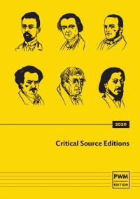 Critical Source Editions