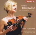 New Recording of Concertos by Grażyna Bacewicz