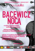 """""""Bacewicz By Night"""""""