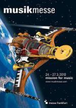 Musikmesse in Frankfurt