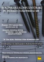 IX Edition Of The Tadeusz Ochlewski Competition