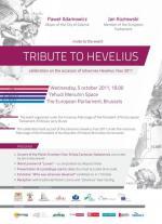 Wojciech Kilar's Lumen - in memory of Hevelius