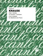 Pięć pieśni Krauzego na 90. urodziny Różewicza