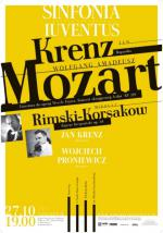 Jan Krenz Will Lead a Concert by the Sinfonia Iuventus Orchestra