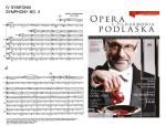 IV Symfonia Witolda Lutosławskiego w Filharmonii Podlaskiej