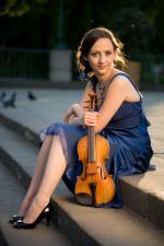 I koncert skrzypcowy op. 35 Karola Szymanowskiego w wykonaniu Agaty Szymczewskiej w Bukareszcie
