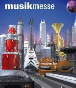PWM at Musikmesse in Frankfurt