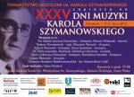 35th Karol Szymanowski Music Days