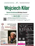 Wspaniały jubileusz Wojciecha Kilara