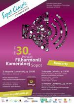 Utwory Wojciecha Kilara na II Międzynarodowym Festiwalu Sopot Classic