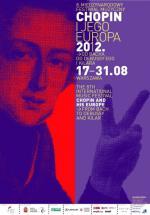 Chopin i jego Europa 2012