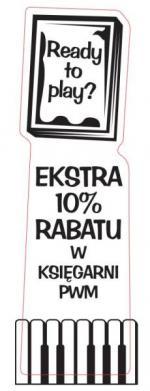 Promocja Ekstra 10% Rabatu w Księgarni Firmowej PWM