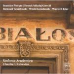 Nowa płyta z muzyką Romualda Twardowskiego, Henryka Mikołaja Góreckiego, Witolda Lutosławskiego i Wojciecha Kilara