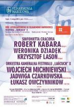 Czas kamieni Tadeusza Wieleckiego na festiwalu Łańcuch X