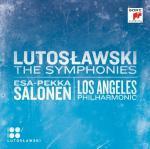 All Lutosławski's Symphonies on CD