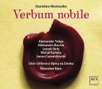 Płyta z operą Moniuszki nagrodzona
