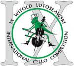 IX Międzynarodowy Konkurs Wiolonczelowy im. Witolda Lutosławskiego