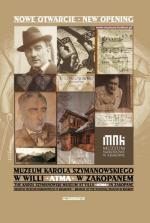 Nowe otwarcie Muzeum Karola Szymanowskiego w Zakopanem