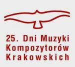 25. Dni Muzyki Kompozytorów Krakowskich