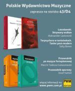 PWM na Targach Książki w Warszawie