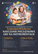 PWM na sympozjum metodycznym we Wrocławiu