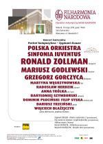 Koncert monograficzny Zygmunta Krauzego
