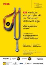 XIII Konkurs Kompozytorski im. Tadeusza Ochlewskiego