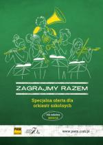 Oferta wypożyczeniowa dla orkiestr szkolnych