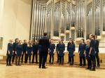 """The Prize of PWM Edition for the Northern Spirit Kammerchor Choir at the """"Cracovia Cantans"""" Festival"""