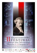 II Międzynarodowy Festiwal im. I.J. Paderewskiego