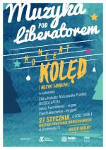 """""""Muzyka pod Liberatorem"""": koncert kolęd w Muzeum Powstania Warszawskiego"""