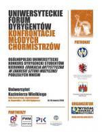 Uniwersyteckie Forum Dyrygentów – Konfrontacje Młodych Chórmistrzów