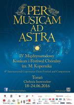 Festiwal chóralny Per Musicam Ad Astra
