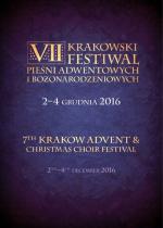 VII Krakowski Festiwal Pieśni Adwentowych i Bożonarodzeniowych