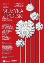 Muzyka z Polski w Filharmonii Gorzowskiej
