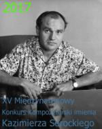 XV Międzynarodowy Konkurs Kompozytorski im. Kazimierza Serockiego