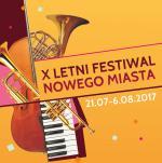 Muzyka Grażyny Bacewicz na X Letnim Festiwalu Nowego Miasta
