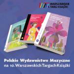 PWM na Warszawskich Targach Książki