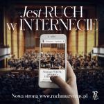 """Rusza nowa strona internetowa """"Ruchu Muzycznego"""""""