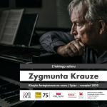Z letniego salonu Zygmunta Krauzego – klasyka fortepianowa na nowo już od lipca