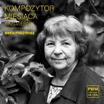 Marta Ptaszyńska październikowym KOMPOZYTOREM MIESIĄCA