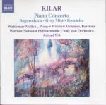 New record with the music of Wojciech Kilar in the Naxos catalogue.