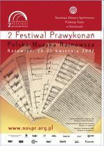 II Festiwal Prawykonań - Polska Muzyka Najnowsza