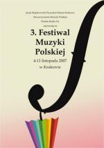 III Festiwal Muzyki Polskiej
