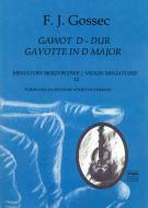 Gawot D-dur