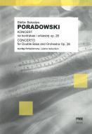 Koncert na kontrabas i orkiestrę