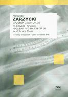 Mazurek G-dur op. 26