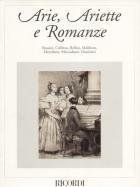 Arie, Ariette e Romanze