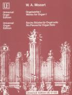 Utwory organowe cz. 1