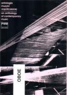 Antologia muzyki współczesnej - obój